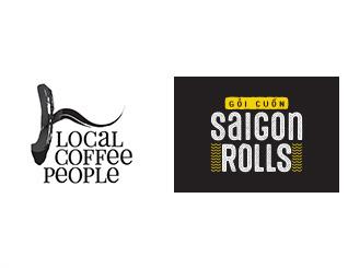 LOCAL COFFEE PEOPLE / SAIGON ROLLS
